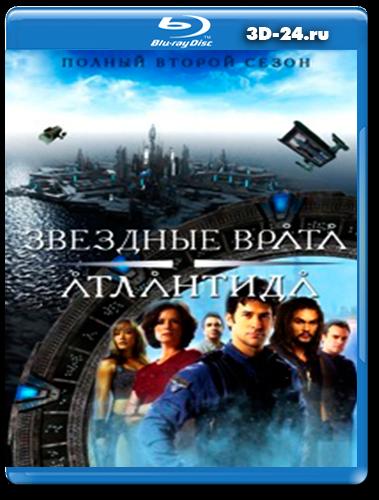 смотреть онлайн звездные врата атлантида 2 сезон