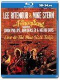 Lee Ritenour & Mike Stern - Live at Blue Note Tokyo  (Blu-ray,блю-рей)