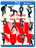 Les Twins: One Shot  (Blu-ray,блю-рей)