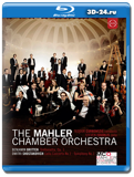 Teodor Currentzis Conducts Mahler Chamber Orchestra (Blu-ray, блю-рей)