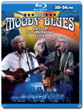 The Moody Blues - Days of Future Passed Live  (Blu-ray,блю-рей)