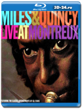 Miles Davis with Quincy Jones & the Gil Evans Orchestra Live at Montreux - jazz