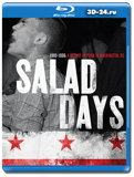 Зелёные дни Salad Days ‎– 1980-1990 A Decade of Punk In Washington  DC...