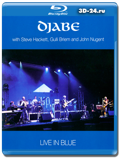 Djabe with Steve Hackett, Gulli Briem and John Nugent  Live In Blue (Blu-ray,...