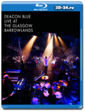 Deacon Blue: Live at the Glasgow Barrowlands  (Blu-ray,блю-рей)
