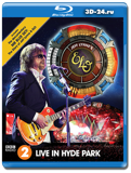 Jeff Lynne's ELO  Live in Hyde Park (Blu-ray, блю-рей)