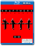 Kraftwerk: 3-D The Catalogue  (Blu-ray,блю-рей)  3D