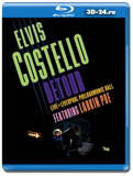 Elvis Costello: Detour – Live At The Liverpool Philharmonic Hall  (Blu-ray,...