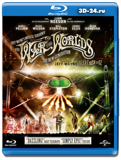 Jeff Wayne's Musical Version of The War of the Worlds - The New Generation (Blu-ray,...