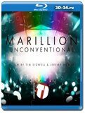 Marillion - Unconventional (Blu-ray,блю-рей)