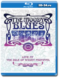 The Moody Blues: Threshold of a Dream Live at the Isle of Wight Festival 1970 (Blu-ray,...