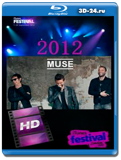MUSE  Live at iTunes Festival (Blu-ray, блю-рей)