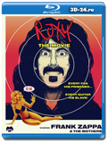 Frank Zappa & The Mothers – Roxy  The Movie (Blu-ray, блю-рей)