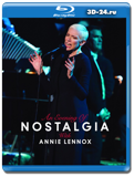An Evening of Nostalgia with Annie Lennox (Blu-ray, блю-рей)