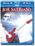 Joe Satriani: Satchurated - Live in Montreal 3D