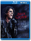 Alice Cooper - Raise The Dead: Live From Wacken  2014 (Blu-ray, блю-рей)