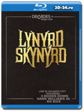 Lynyrd Skynyrd - Live in Atlantic City  (Blu-ray,блю-рей)