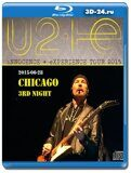 U2-Live in Chicago (Blu-ray,блю-рей)