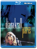 Diana Krall  Live In Paris (Blu-ray, блю-рей)