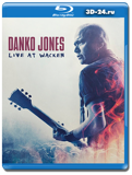 Danko Jones: Live at Wacken  (Blu-ray, блю-рей)