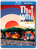 The Who - Live in Hyde Park 2015 (Blu-ray, блю-рей)
