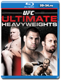 UFC Ultimate Heavyweights 2010 Blu-ray