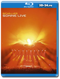 Schiller: Sonne Live - Electronic Pop, Ambient, New Age, Trance, Synthpop (Blu-ray,...