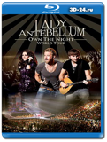Lady Antebellum: Own the Night World Tour - Country, Pop 2012