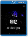 Krokus - Live At Baloise Session 2014 (Blu-ray,блю-рей)