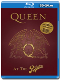Queen - Live At The Rainbow '74 (Blu-ray, блю-рей)