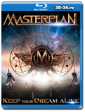Masterplan  Keep Your Dream Alive (Blu-ray, блю-рей)