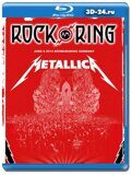 Metallica-Rock am Ring 2014 (Blu-ray,блю-рей)