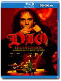 Dio - Live In London (Hammersmith Apollo 1993)  (Blu-ray, блю-рей)