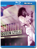 Queen  A Night at the Odeon – Hammersmith (Blu-ray, блю-рей)