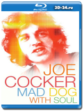 Joe Cocker: Mad Dog with Soul (Blu-ray,блю-рей)