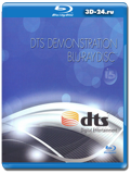 DTS Demonstration Disc 3D (Blu-ray, блю-рей)