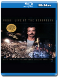 Yanni - Live At The Acropolis  (Blu-ray,блю-рей)