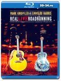 Mark Knopfler And Emmylou Harris - Real Live Roadrunning (Blu-ray,блю-рей)