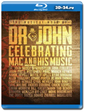 The Musical Mojo of Dr. John (Blu-ray, блю-рей)