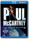 Paul McCartney - The Space Within Us (Blu-ray, блю-рей)