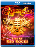 Shpongle: Live at Red Rocks  (Blu-ray,блю-рей)