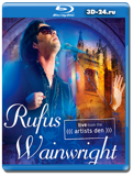Rufus Wainwright: Live From The Artists Den (Blu-ray, блю-рей)