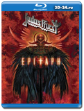 Judas Priest: Epitaph - Heavy Metal, Speed Metal 2012(Blu-ray, блю-рей)