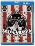 Lacuna Coil - The 119 Show  (Blu-ray,блю-рей)