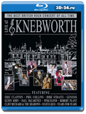 The Best British Rock Concert Of All Time: Live At Knebworth (Blu-ray, блю-рей)