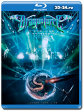 Dragonforce: In the Line of Fire – Larger Than Live (Blu-ray, блю-рей)