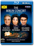 The Berlin Concert: Live from the Waldbühne  (Blu-ray, блю-рей)