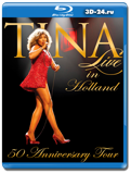 Tina Turner 50 Anniversary Tour – Live in Holland (Blu-ray, блю-рей)