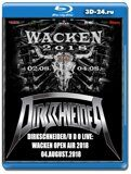Dirkschneider   Wacken Open Air  (Blu-ray,блю-рей)