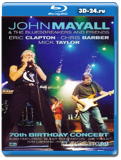 John Mayall & The Bluesbreakers And Friends - 70th Birthday Concert - rock, blues 2003...